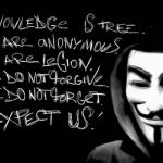 Anonymous appelle à manifester contre ACTA le 28/01