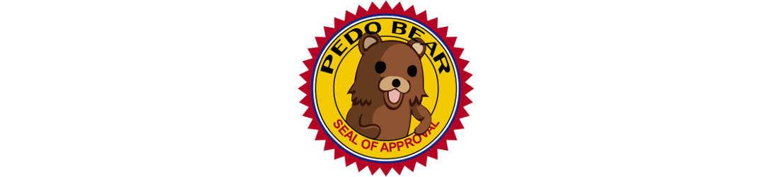 Contenu approuvé par l'ours pédophile