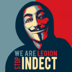 Anonymous relance la fronde contre #INDECT